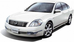 Ремонт Nissan Teana