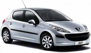 Ремонт Peugeot 207