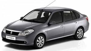 Ремонт и обслуживание Renault Symbol