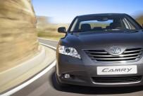 Более 100 тысяч Toyota Camry будут отозваны с российского рынка