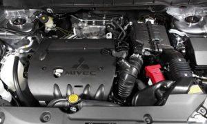 Ремонт двигателя Mitsubishi ASX