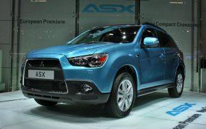 Ремонт Mitsubishi ASX
