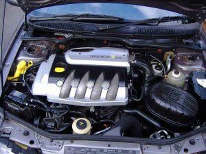 Ремонт двигателя Renault Megane в Москве