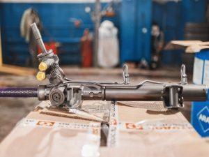 Ремонт рулевой рейки Peugeot