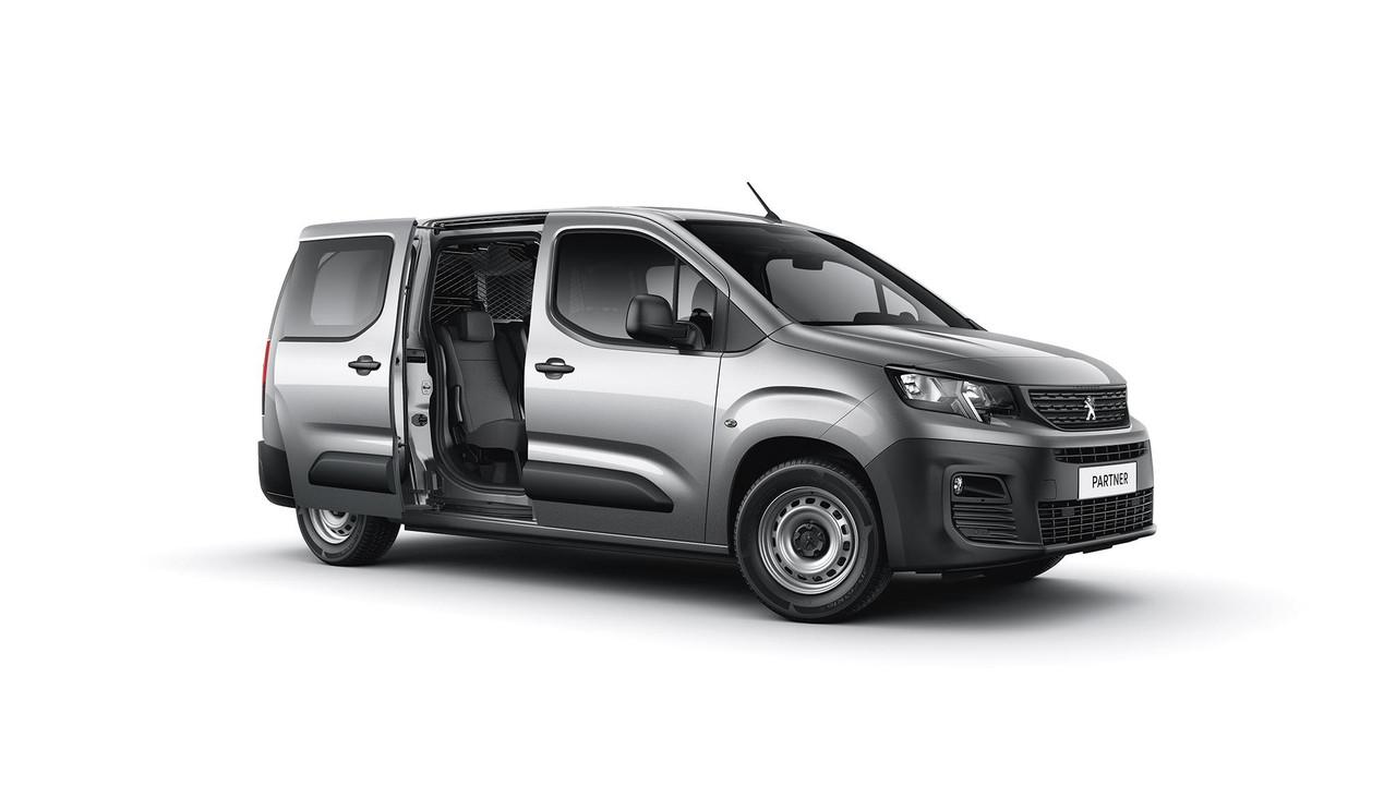 Обновленный Peugeot Partner