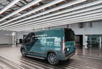 Новый фургон l4 e-flex van даст максимум возможностей